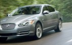 Jaguar's new XF joins the blind spot warning brigade