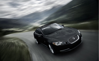 2010 Jaguar XF Supercharged Spins Bigger V-8 Power