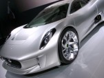2010 Jaguar C-X75 Concept live photos