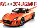 30 Days of the 2014 Jaguar F-Type