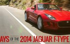 2014 Jaguar F-Type Detailed Review: 30 Days Of F-Type