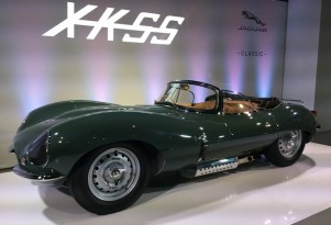 1957 Jaguar XKSS continuation model