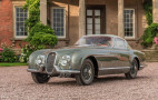 The rarest Jaguar ever made has been restored