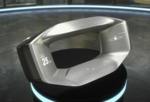 Jaguar Sayer Steering Wheel