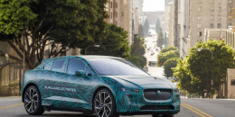 Jaguar I-Pace electric car testing: 200 cars, 1.5 million miles, and counting