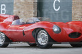 1956 Jaguar D-Type sold by Bernie Ecclestone