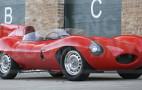 Jaguar that Bernie Ecclestone sold when still a car dealer fails to sell at auction