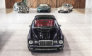 Greatest Hits Jaguar XJ for Iron Maiden drummer Nicko McBrain