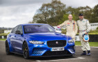 Here's what a couple of Le Mans winners think of the Jaguar XE SV Project 8