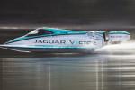 Jaguar breaks electric boat speed record
