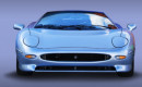 Jaguar XJ220 on Rally Rd. classic car investment app