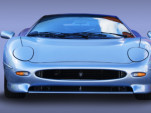 Jaguar XJ220 on Rally Rd. classic car investment app