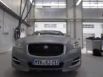 Jaguar's Nürburgring test facility
