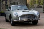 James Bond's Aston Martin DB5 heading to Goodwood auction