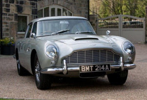 James Bond Aston Martin DB5 for sale