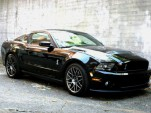 "James Dounis ""LariatPSD"" Shares His New 2011 GT500 With Team RPM"