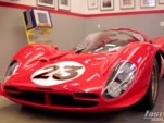 James Glickenhaus shares his amazing car collection