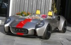 Jannarelly Design-1 retro roadster makes debut