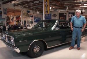 Jay Leno and his 1966 Dodge Coronet