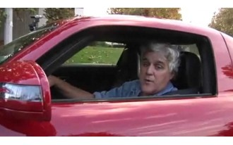 Video: Jay Leno Drives The 2010 Mercedes-Benz SLS AMG