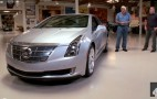 2014 Cadillac ELR Electric Luxury Coupe Featured On Jay Leno's Garage