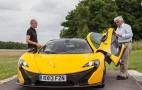 Jay Leno Buys P1, Is First Outside McLaren To Drive One: Video