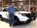 Jay Leno CHP Ford Explorer