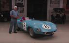 1955 Ferrari 500 Mondial Series II visits Jay Leno's Garage before heading to Pebble Beach auction