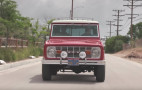 Jay Leno samples a bone-stock 1977 Ford Bronco