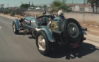 Jay Leno shows off his aircraft-engined 1915 Hispano-Suiza
