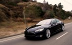 Jay Leno Drives 2012 Tesla Model S Electric Car (Video)