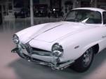 Jay Leno drives the 1965 Alfa Romeo Giulia Sprint Speciale
