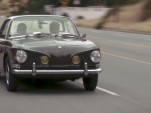 Jay Leno drives the rare VW Type 34 Ghia