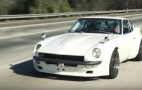 Jay Leno drives Fast & Furious star Sung Kang's dream 240Z: Video