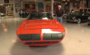 Jay Leno invites Jeff Dunham and his 1970 Plymouth Superbird into the garage