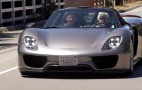 Jay Leno Drives The Porsche 918 Spyder