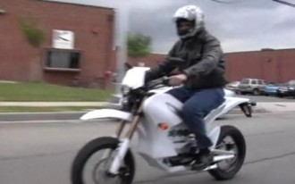 Video: Jay Leno And The Zen of Zero S Electric Motorcycle Maintenance