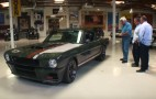 Jay Leno Welcomes The Ring Brothers & A Carbon Fiber-Bodied Mustang: Video