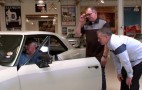 Ring Brothers Bring Their Chevelle Into Jay Leno's Garage