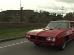 Jay Leno takes a drive in a 1970 Pontiac GTO Judge