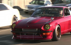 Massively modified Datsun 240Z rides into Jay Leno's Garage
