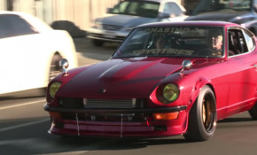 Jay Leno takes a look at a 1971 Datsun 240Z