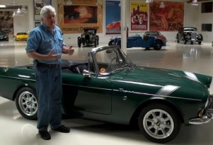 Jay Leno talks about the Sunbeat Tiger