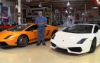 Jay Leno Pits The Lamborghini Gallardo LP 570-4 Against The LP 550-2: Video