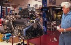 McLaren F1 Engine Gets Exposed In Jay Leno's Garage: Video