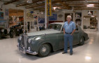 Sleeper 1958 Rolls-Royce Silver Cloud stops by Leno's Garage