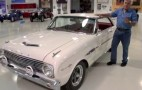 Jay Leno Shows Off His 1963 Ford Falcon Sprint: Video