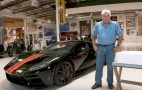 The Ford GT finally features at Jay Leno's Garage