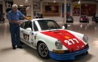 Magnus Walker Brings His 911T To Jay Leno's Garage: Video