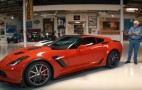 Corvette-based Callaway AeroWagon pays a visit to Jay Leno's Garage